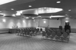 image of event booking hall arrangement